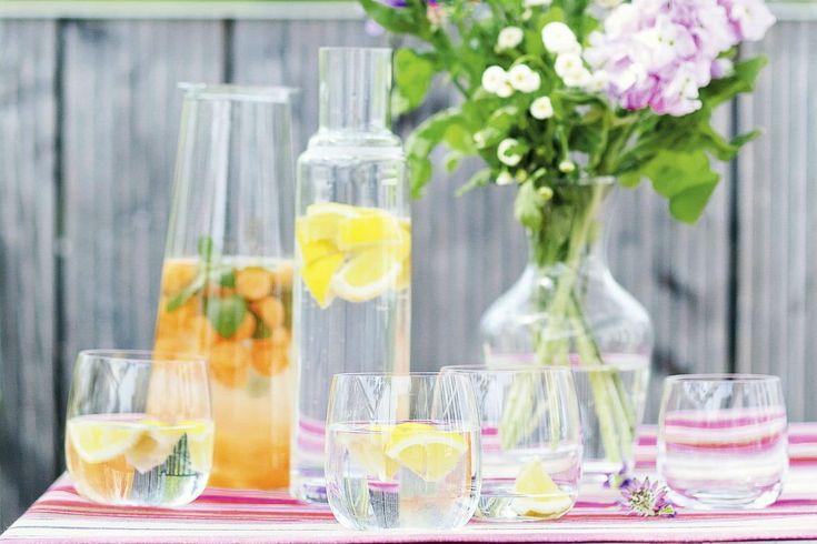 Dalani, Acqua aromatizzata, Cocktail, Estate, Ricette