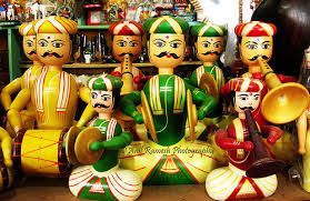 traditional channapatna toys - Google Search