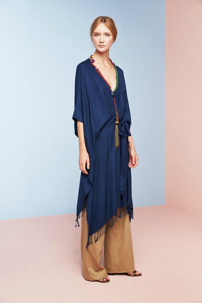 L'Autre Chose spring/summer collection. #lautrechose #ss15 #fashion #70s #trend #dress