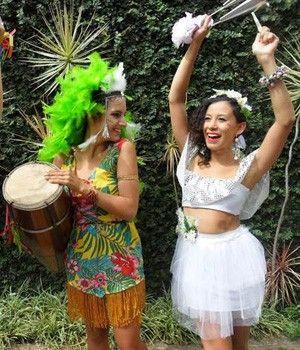Grife aposta em fantasias no carnaval de BH (Foto: Um Mundo Livre/Divulgação)