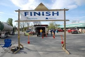 Annual Sugarloaf Marathon - from The Pines in Eustis to Kingfield - is the second weekend in May.  The race is a qualifier for the Boston Marathon and attracts an impressive roster.