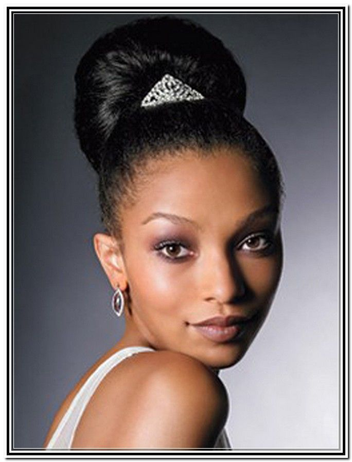 Prom Hairstyles For Black Girls - Google Search  Wedding -1477