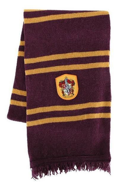 Bufanda Gryffindor, Harry Potter