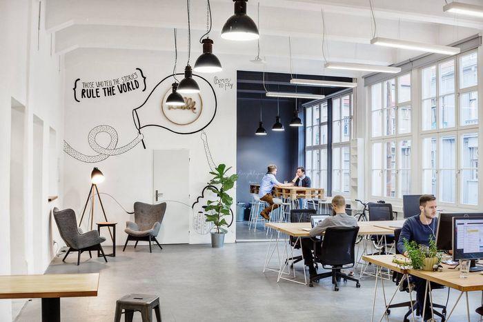 31 Ideen für das Bürointerieurdesign