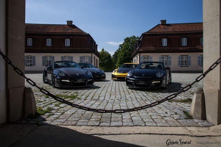 Możecie wybrać każdy samochód pod warunkiem, że będzie to TechArt GTStreet R.. 💪  To który z nich wybieracie dla siebie na słoneczny weekend?  B|   My swoje typy już mamy!  Oficjalny Dealer TECHART w Polsce GranSport - Luxury Tuning & Concierge http://gransport.pl/index.php/techart.html
