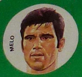 Melo. España. 1971-72. Cromos Bruguera. Todo.