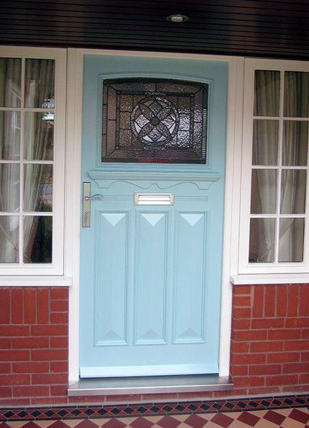 1930s Front Doors & 14 best 1920s \u0026 1930s Front Doors images on Pinterest | Entrance ...