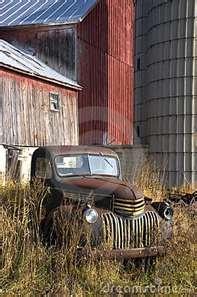 Vintage Farm Truck                                                                                                                                                                                 More