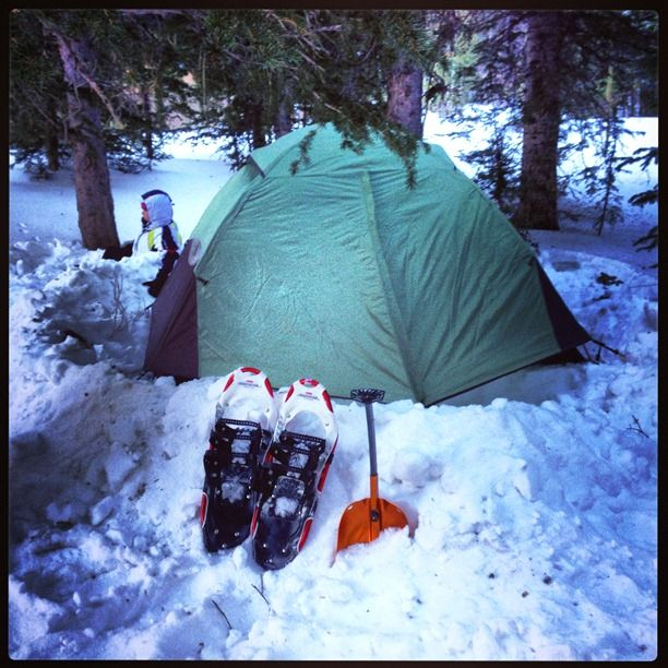 How To Set Up A Tent In The Snow Camping Sports Pinterest The O 39 Jays Snow And Winter