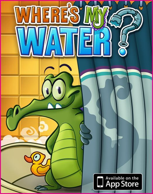 """Disney's """"Where's My Water?"""" Character Swampy Will Meet Park Guests At Typhoon Lagoon And Blizzard Beach"""