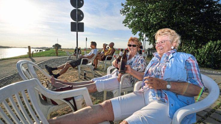 Neue Nachricht: Biergärten – Wo alles noch im Fluss ist – ift.tt/2tLoeVB #nachr… – Christine Maria Weismayer