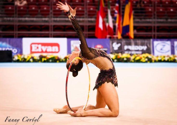 Natalia Garcia (Spain), World Cup (Sofia) 2016