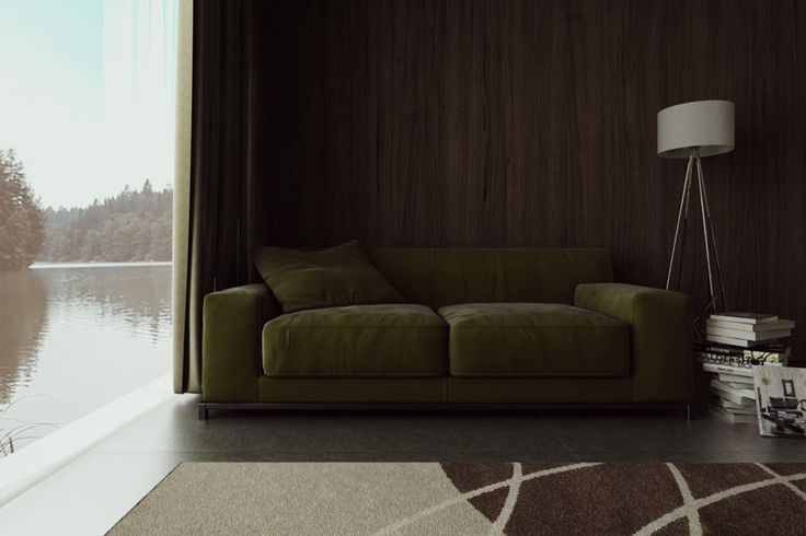 Concept of a classic living room.  Toys: 3DS Max, V-Ray, Photoshop