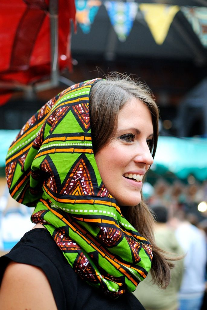 Fashion at the African market in Old Spitalfields, London #urban #streetstyle