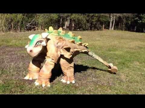Ankylosaurus quadsuit