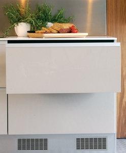 Norcool Integrerat kylskåp Kyllåda för helintegrering