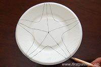 Paper Plate Starfish Craft | Kids' Crafts | FirstPalette.com