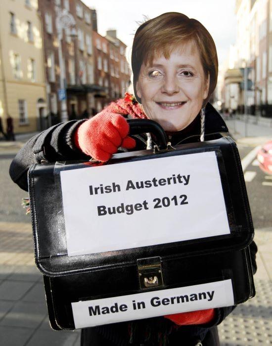 Angela Merkel masks