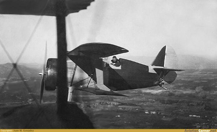 Polikarpov I-15 Chato, Ejército del Aire, 1940.