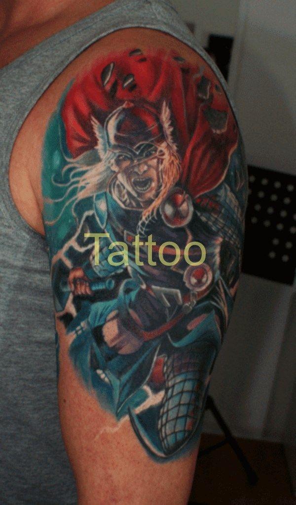 Universum Tattoo