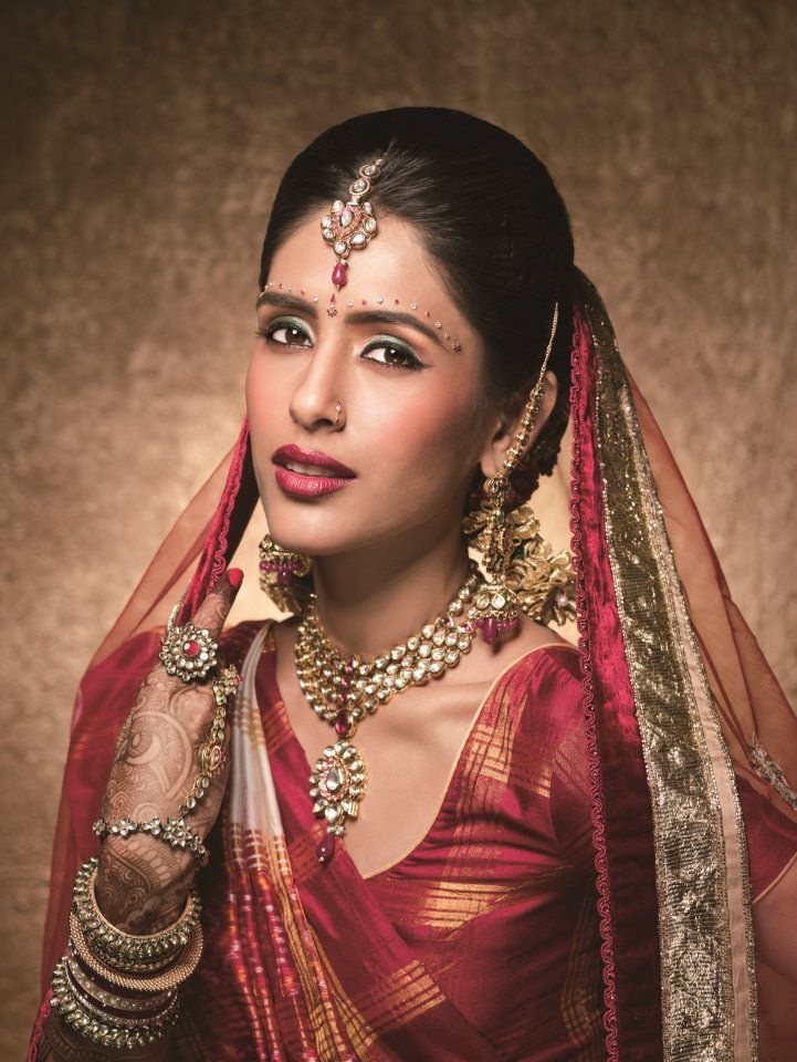 The Demure Gujarati Bride #BeautifulBrides