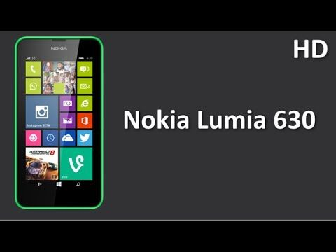 Nokia Lumia 630 comes with 7GB Free Cloud Storage, 8GB Internal Memory, 4.5 Inch Inch IPS Display