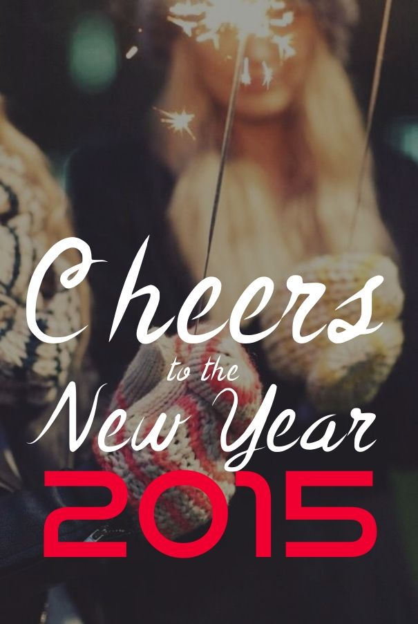 Check out my new PixTeller design! :: Cheers to the new year