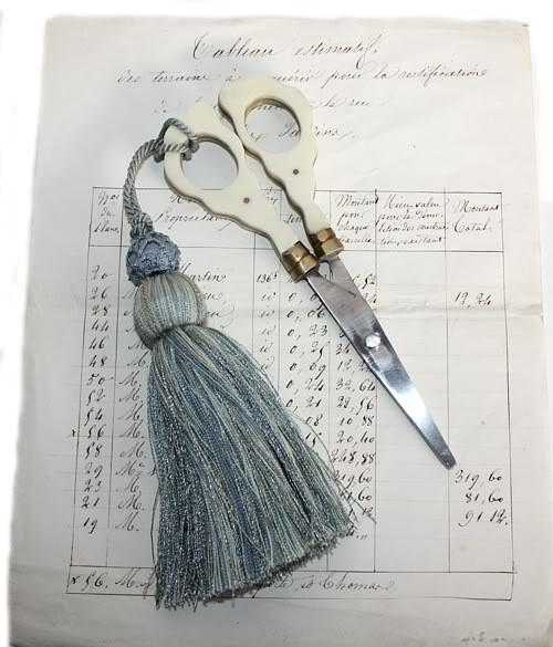 Scissors from French Garden House
