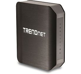 This looks like the best Wireless Router $113 It does have a WPS button, perfect for pairing with Foscam Cameras.