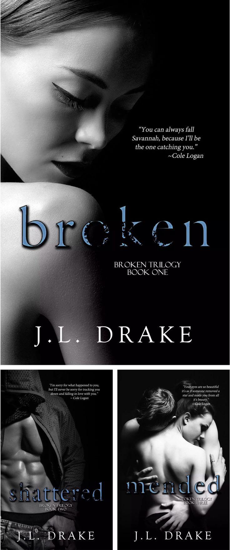 Broken Trilogy By Jl Drake
