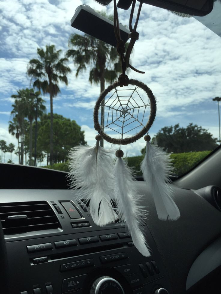 Small, Mini, White, Spider Web Dreamcatcher, Fall, Autumn, Boho, Car, Rear View Mirror Accessories,Cottage Chic, Native American, Feathers by Tiaralianna on Etsy https://www.etsy.com/listing/249907711/small-mini-white-spider-web-dreamcatcher