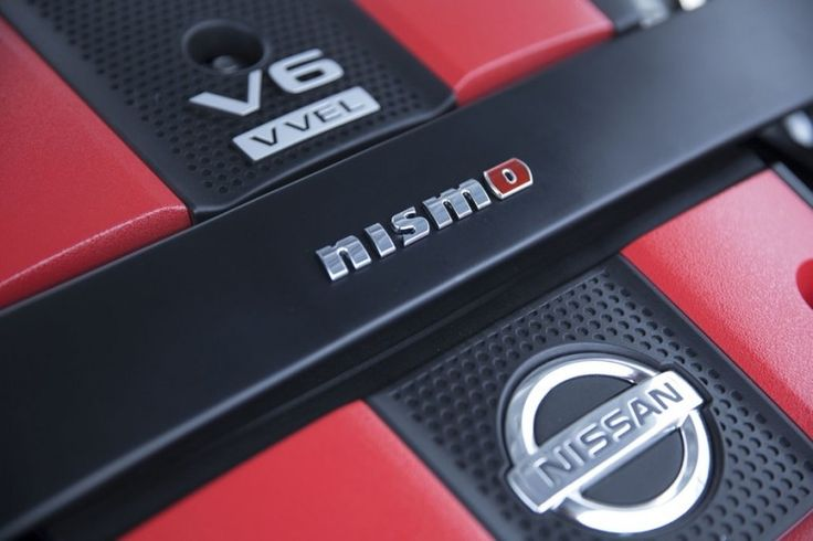 The NISMO 370Z carries the same 3.7 liter V6 as the stock model, but develops 18 hp more p...