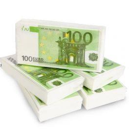 Guardanapos de Papel 100 EUR