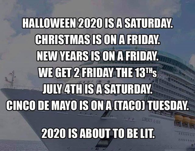 Halloween 2020 The Holidays 2020 is going to be amazing!! Thanks to our friends at