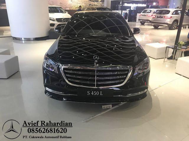 Dealer Mercedes Benz Jakarta   Authorized Mercedes-Benz Dealer: Harga Mercedes Benz S 450 L Exclusive nik 2017 Dea...