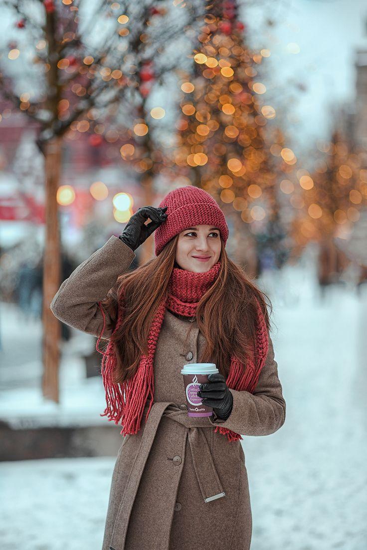 в каком стиле фотографироваться зимой пусть