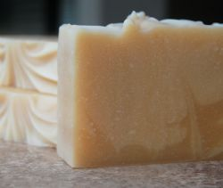 Goat Milk Homemade Soap Recipe   Looking for a homemade soap recipe made with goat milk? You'll find this one is quick, easy and a pleasure to make.  For this recipe I've used the room