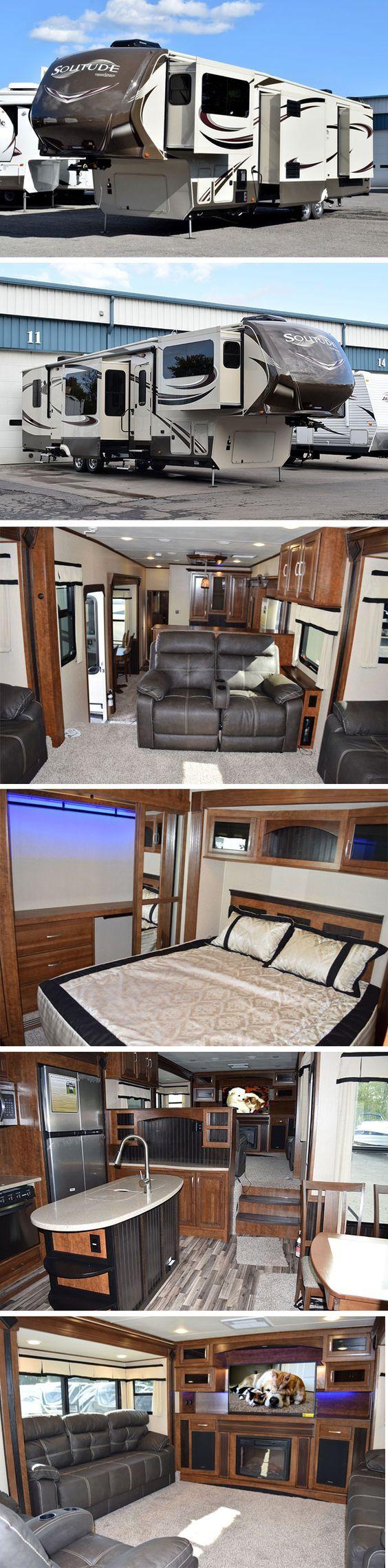 2015 Grand Design Solitude 379FL | Luxury Fifth Wheel RV