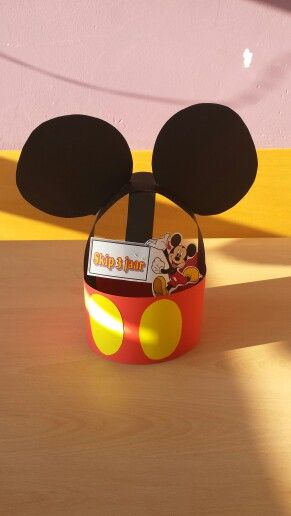 Mickey mouse kroon
