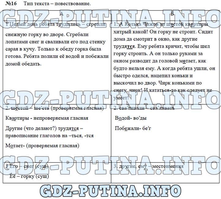 гдз решебник русский язык 5 класс рыбченкова 2 часть