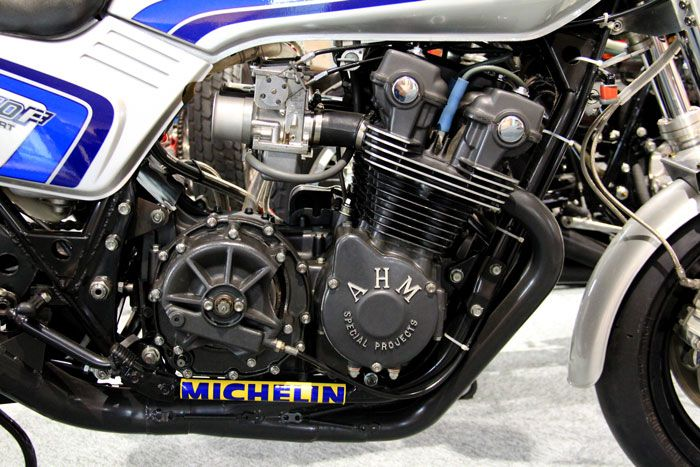 how to build a superbike motor