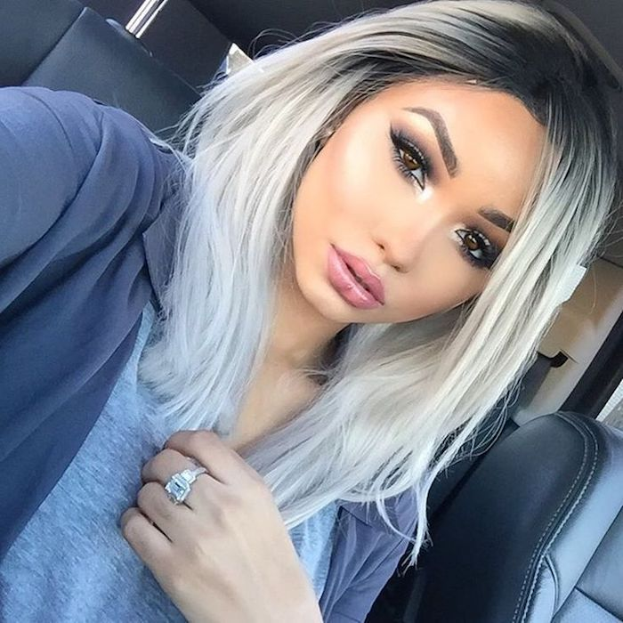 F Dye hair gray – Find everything you need to know about it   – Haare