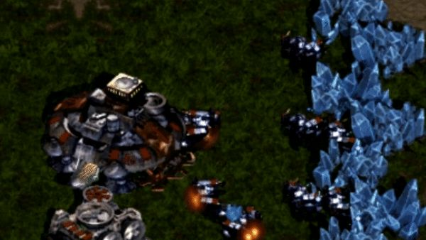 Casual Moonwalk to the Mineral Patch #games #Starcraft #Starcraft2 #SC2 #gamingnews #blizzard