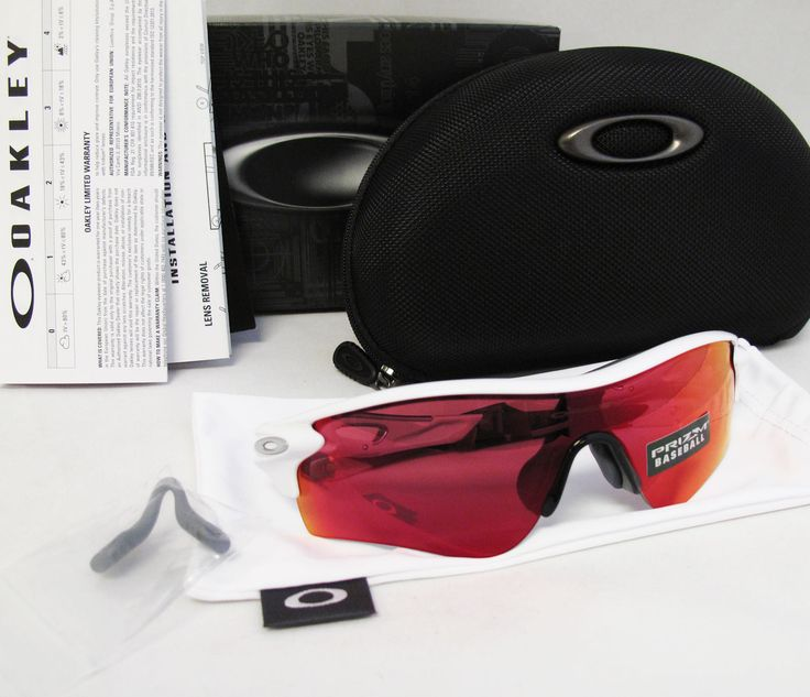 oakley sunglasses baseball express  oakley radarlock path asia fit polished wht./prizm baseball sunglasses oo9206 26