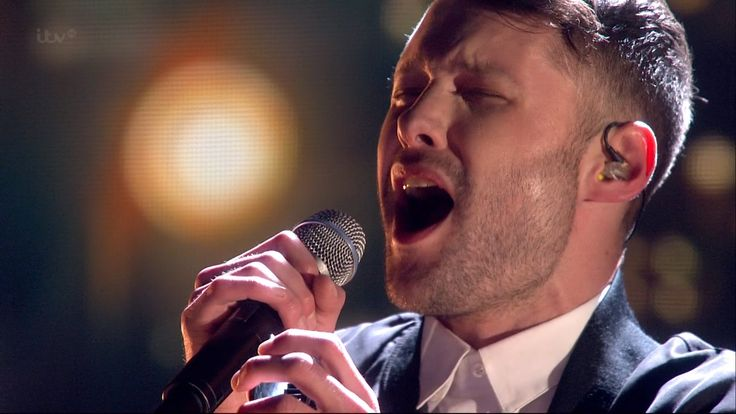 Calum Scott - Britain's Got Talent 2015 Semi-Final (We Don't Have To Take Our Clothes Off )