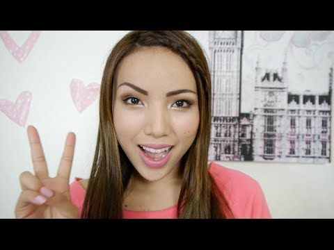 Here's a cute #makeup tutorial + skit video from YouTube makeup guru, Promise, showing you how she gets ready for school. She uses #ElizabethMott's #SmoothShadowCreamyEyePencil in Pearl for it's natural and long lasting staying powder to last her throughout the school day.