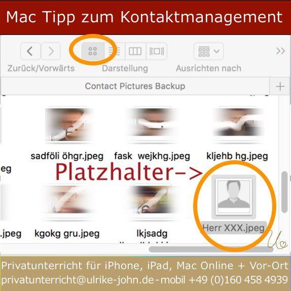 Tipps für kleine, mittelgroße und große Kontaktverzeichnisse.