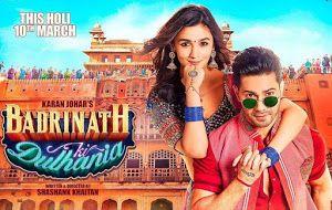 Badrinath Ki Dulhania 2017 Bollywood Full Movie Watch Online