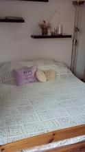 Deka na manželskú posteľ,