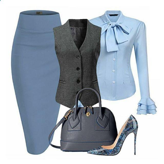 Women's Skirts - #womensskirts - . Womens Fashion High Waist A-Line Pleated Kne... 2